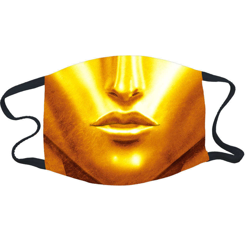 Patricia Velasquez Egyptian Mask Reusable and Washable Anti-Germ and Pollution Mask Cover
