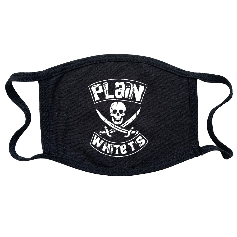 "Plain White T's ""Goonies"" mask"
