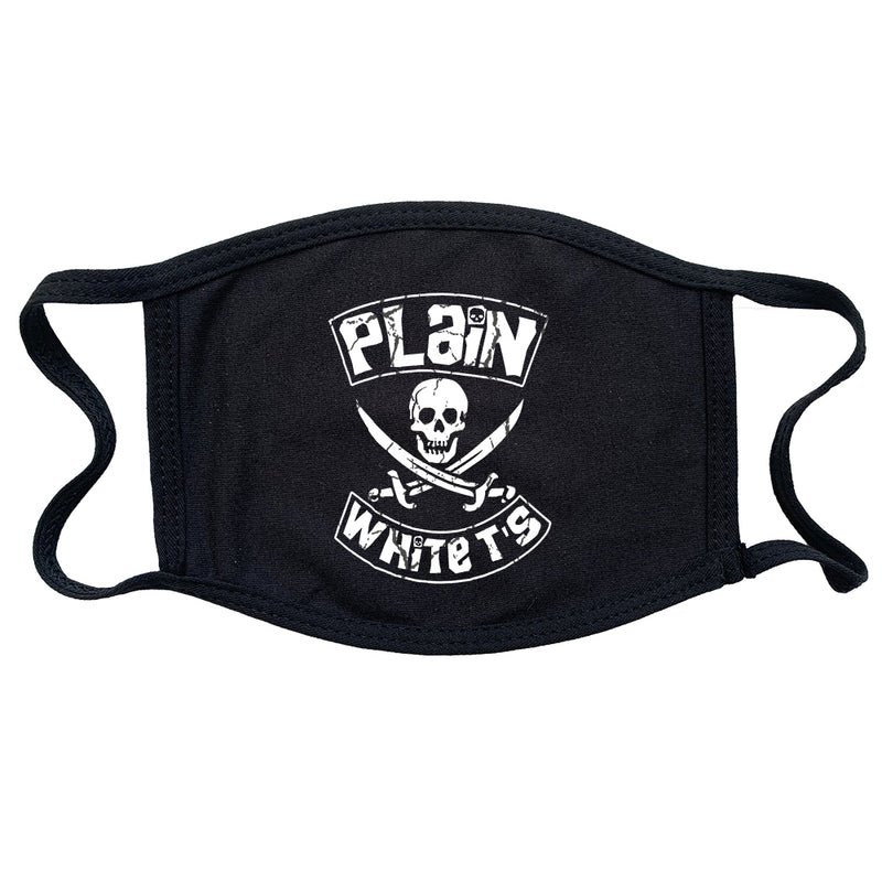 "Plain White T's ""Goonies"" Reusable and Washable Anti-Germ and Pollution Mask Cover"