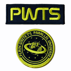 Plain White T's Patches