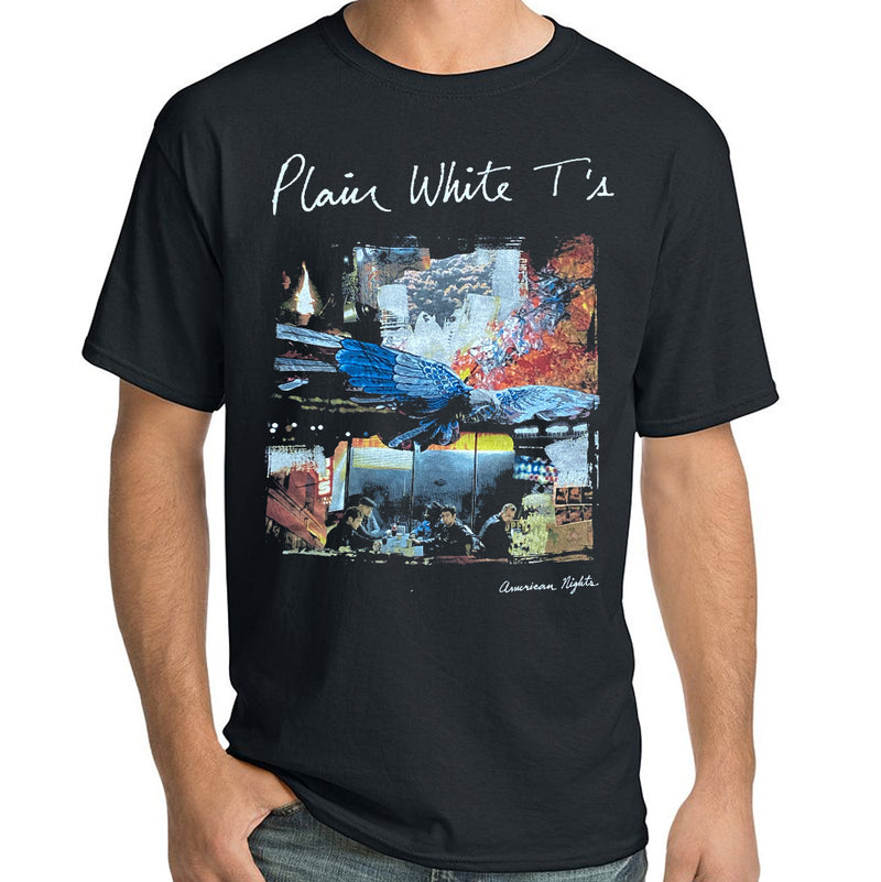 "Plain White T's ""Album"" T-Shirt"