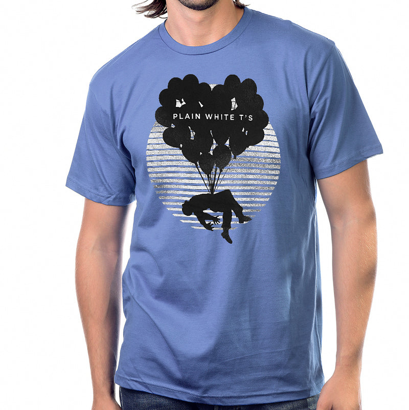 "Plain White T's ""Balloon Man"" T-Shirt"
