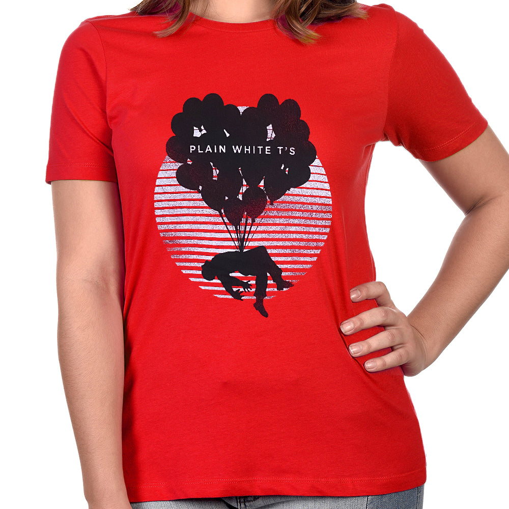 "Plain White T's ""Balloon Man"" Women's T-Shirt"