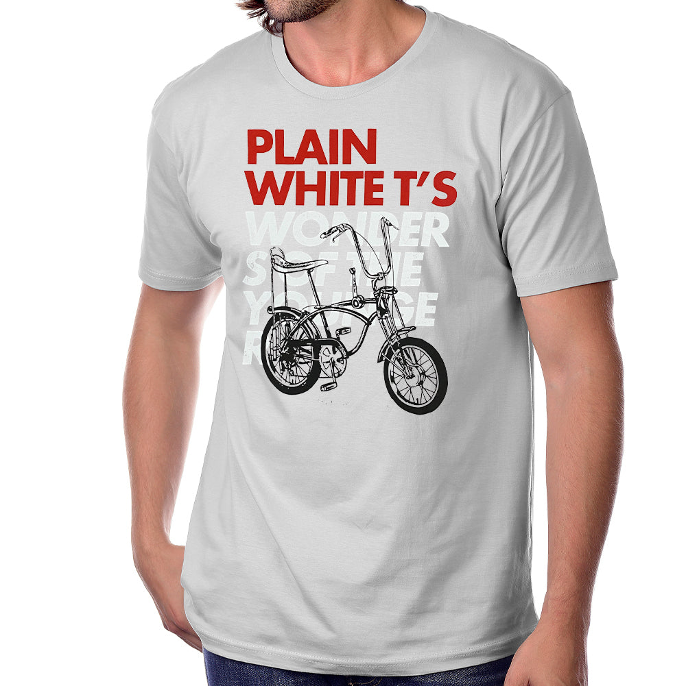 "Plain White T's ""Bicycle"" T-Shirt"