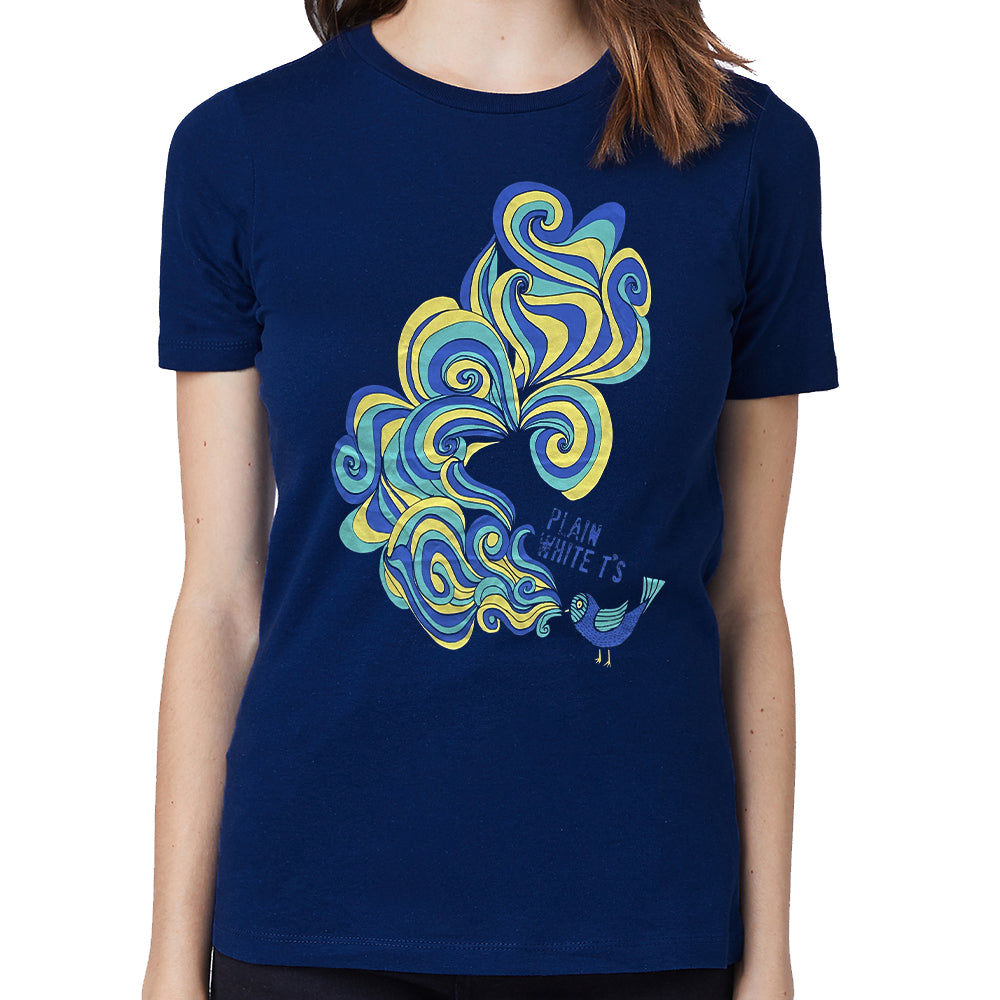 "Plain White T's ""Bird"" Women's T-Shirt"