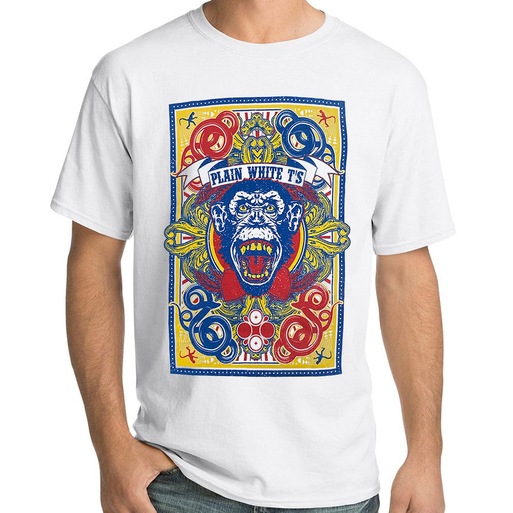 "Plain White T's ""Chimp"" T-Shirt"