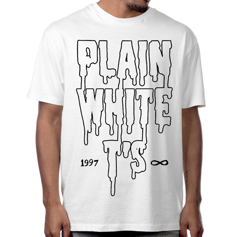 "Plain White T's ""Drips"" T-Shirt"