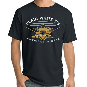 "Plain White T's ""Eagle"" T-Shirt"
