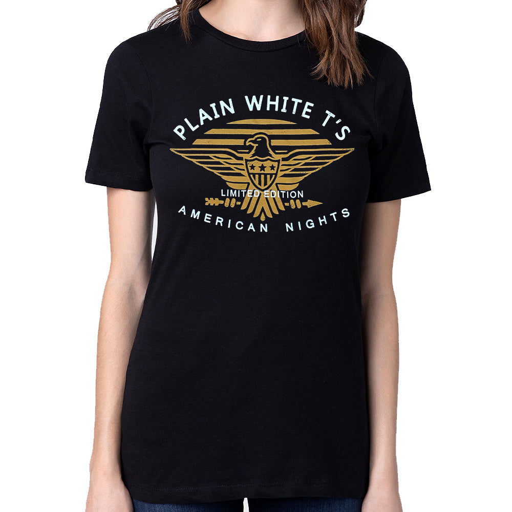 "Plain White T's ""Eagle"" Women's T-Shirt"