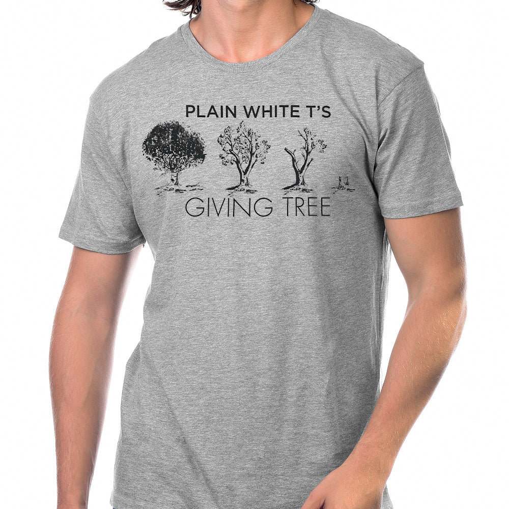 "Plain White T's ""Giving Tree"" T-Shirt"