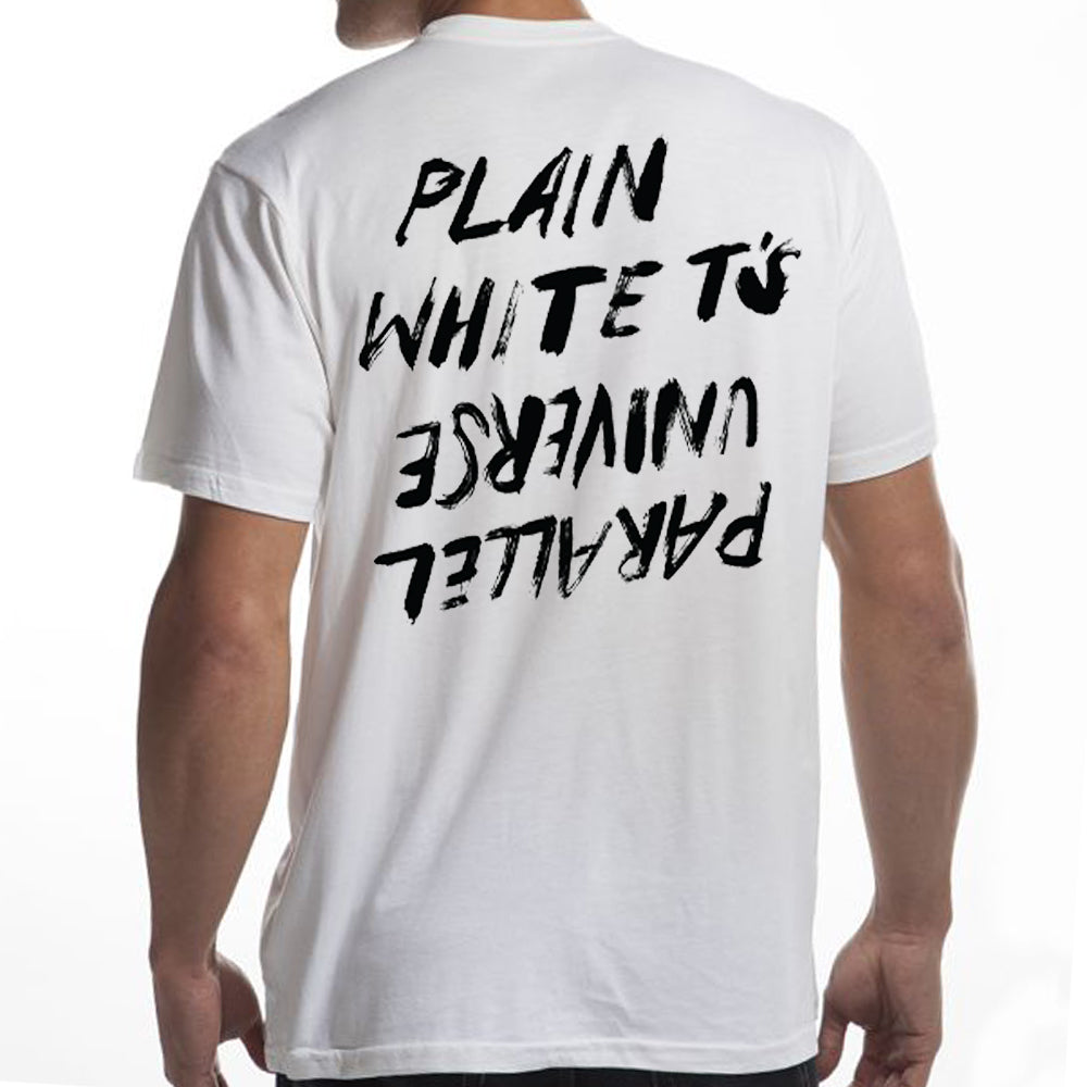 "Plain White T's ""Planet"" T-Shirt"