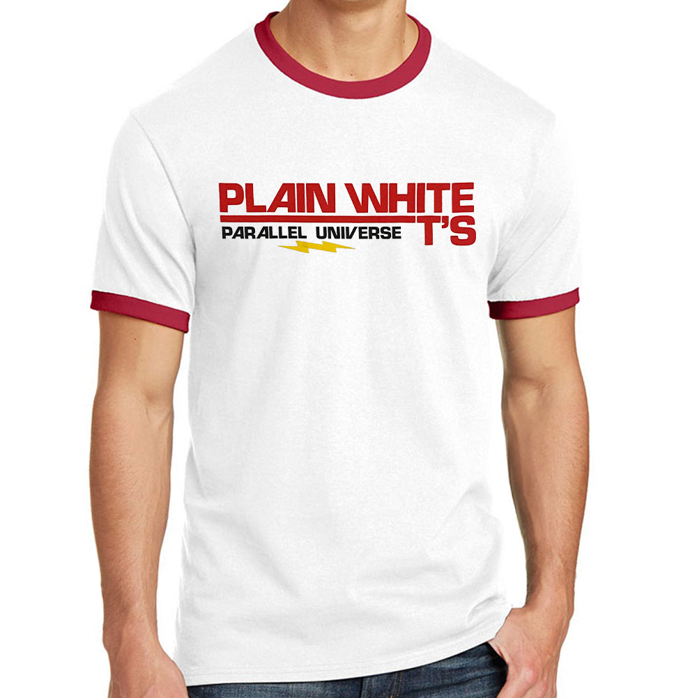 "Plain White T's ""Ringer"" T-Shirt"