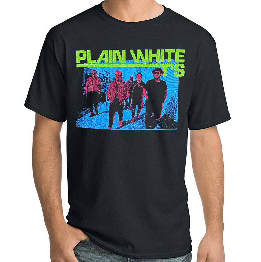 "Plain White T's ""Street"" T-Shirt"