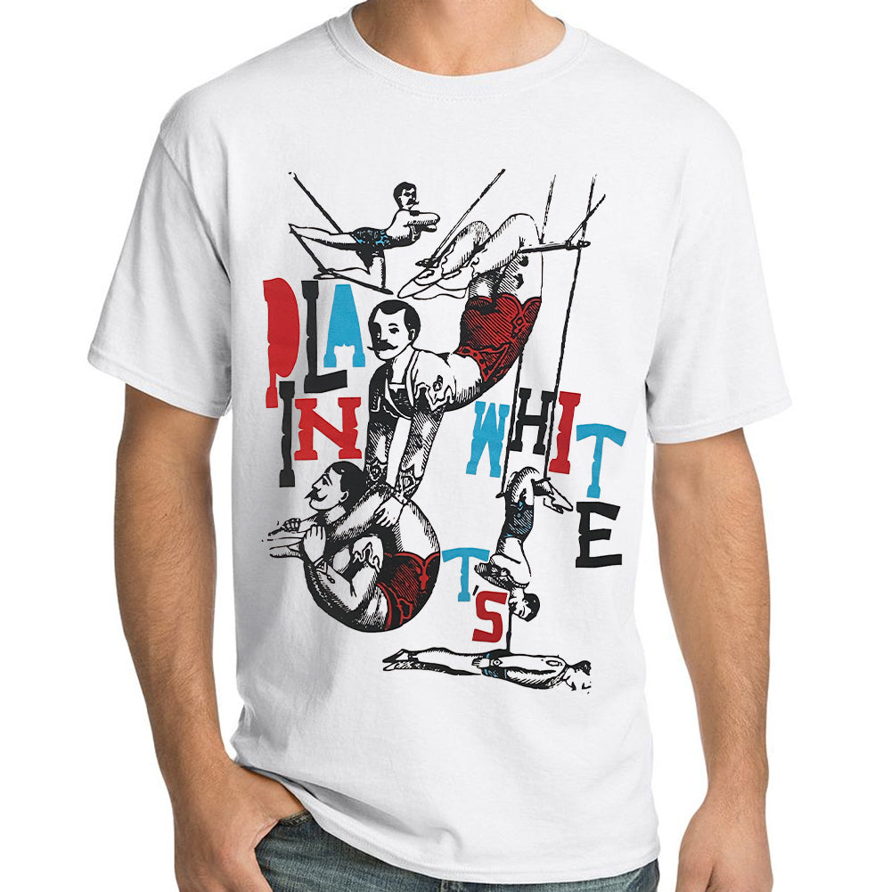 "Plain White T's ""Trapeze"" T-Shirt"