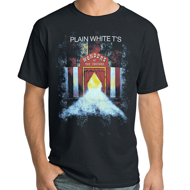 "Plain White T's ""Wonders Of The Younger"" T-Shirt"