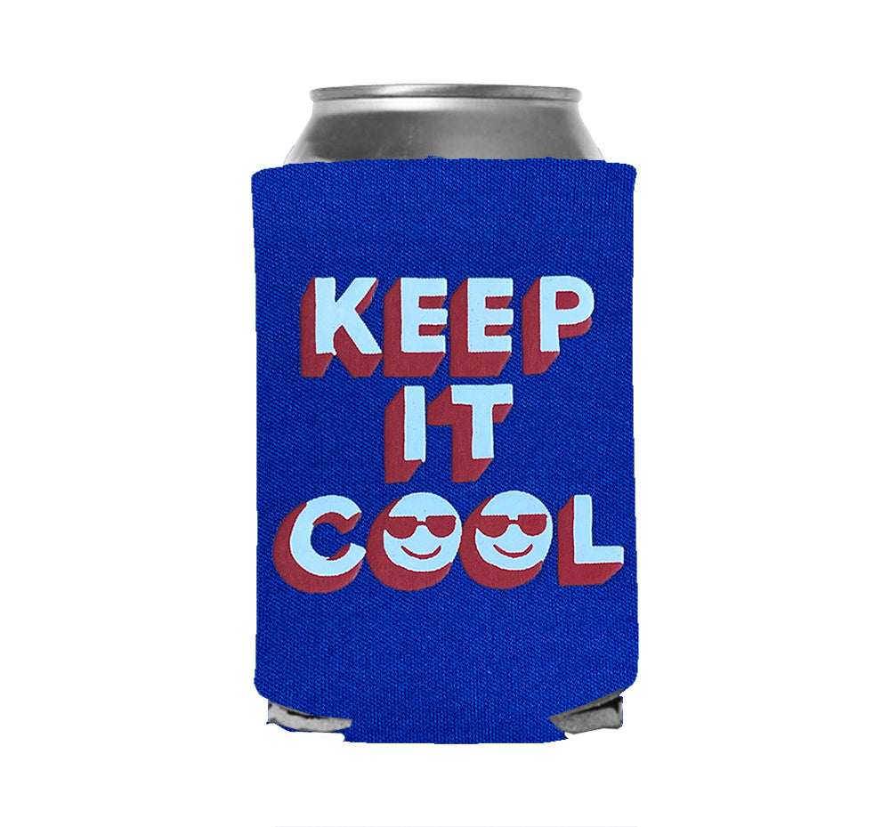 "Plain White T's ""Keep It Cool"" Koozie"