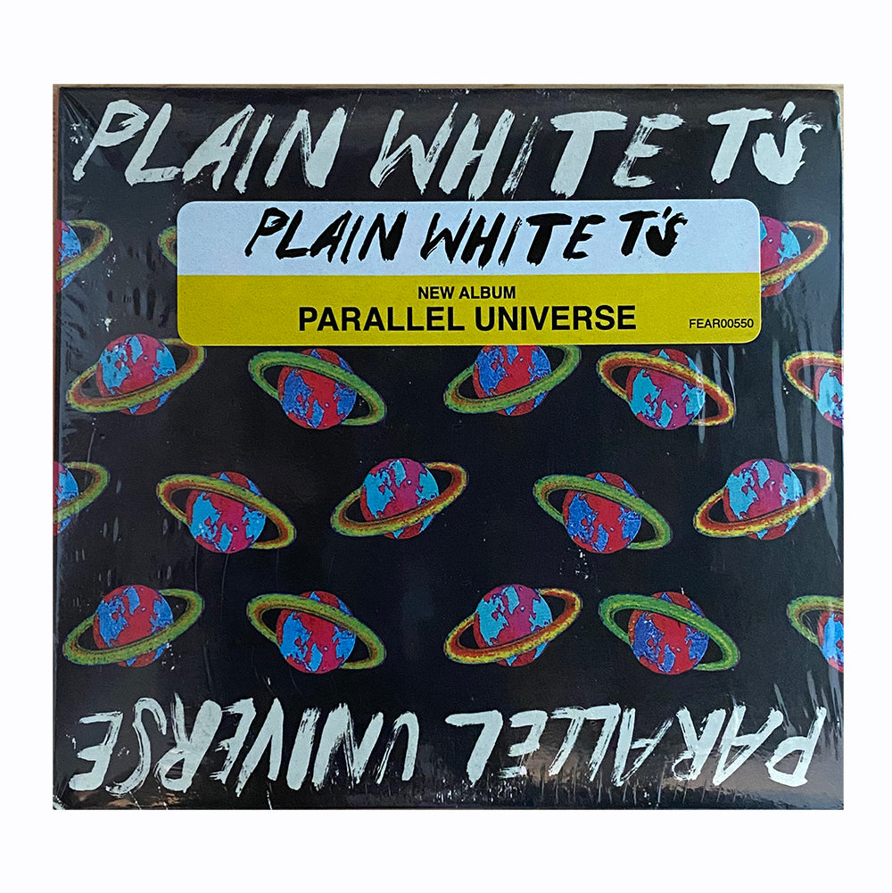 "Plain White T's ""Parallel Universe"" Album CD"
