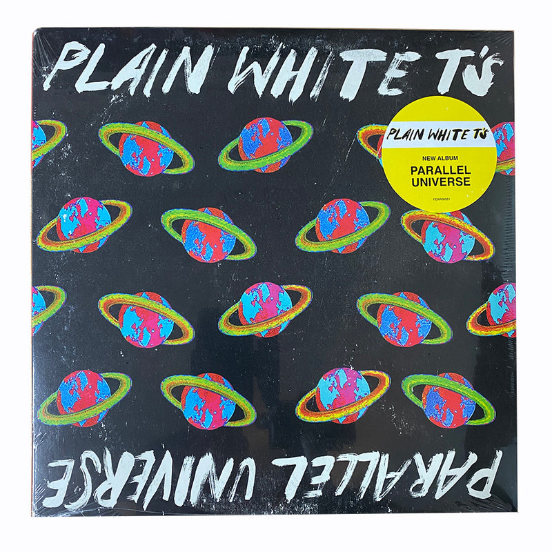 "Plain White T's ""Parallel Universe"" Album Vinyl"