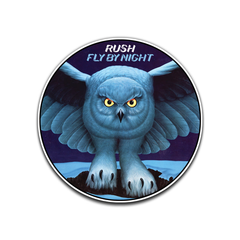 "Rush ""Fly by Night"" Patch"
