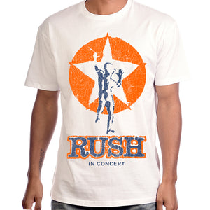 "Rush ""AFTK Starman"" T-Shirt"