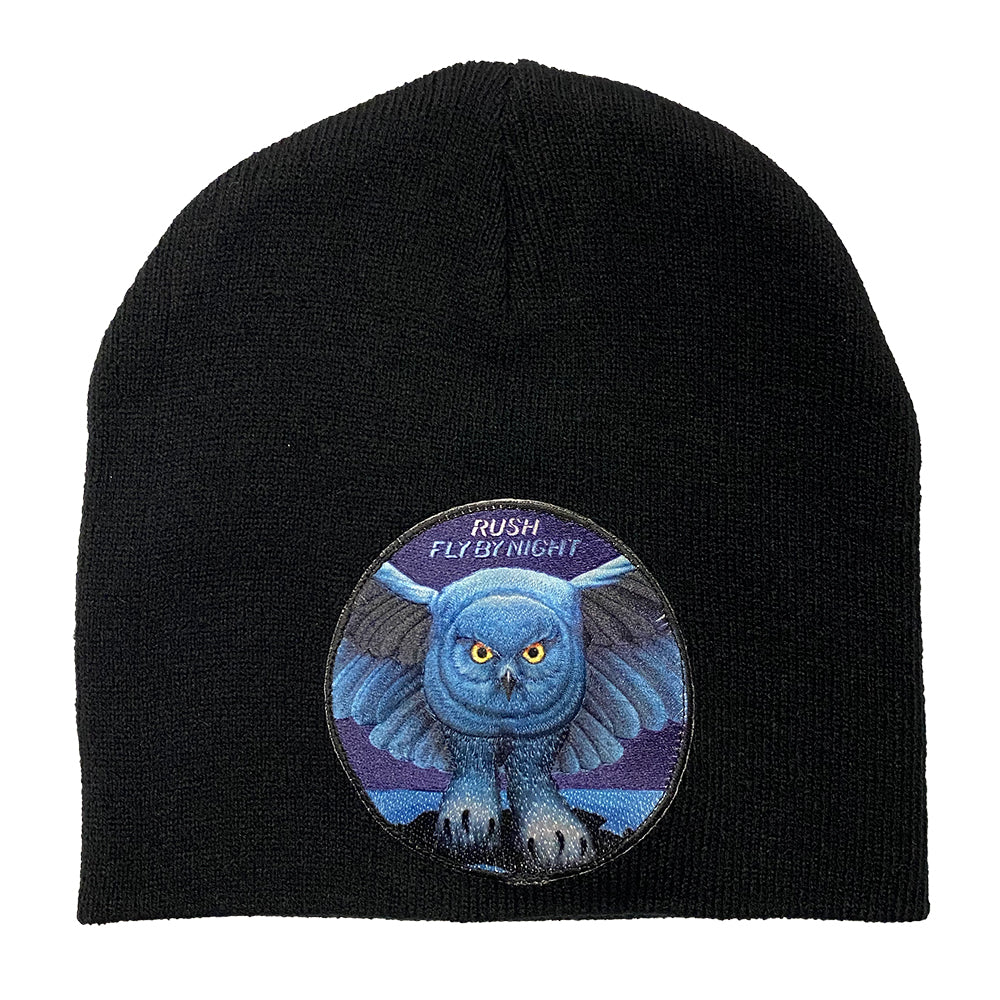 "Rush ""Fly By Night"" Beanie"