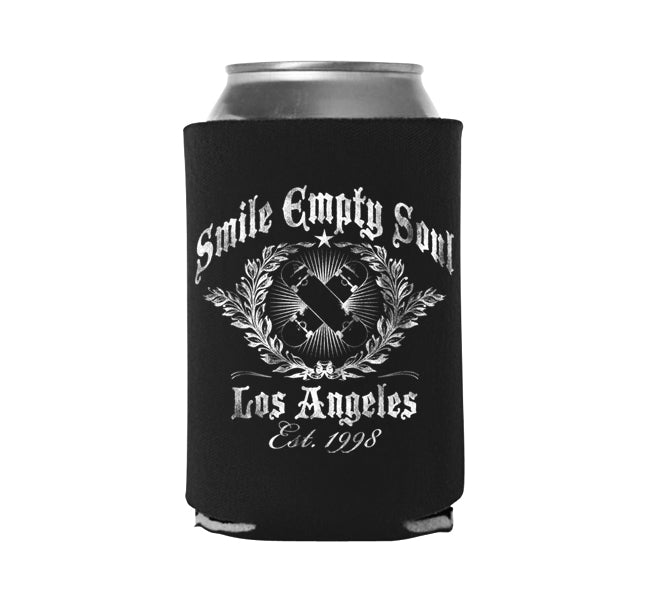 "Smile Empty Soul ""Established 1998"" Koozie"