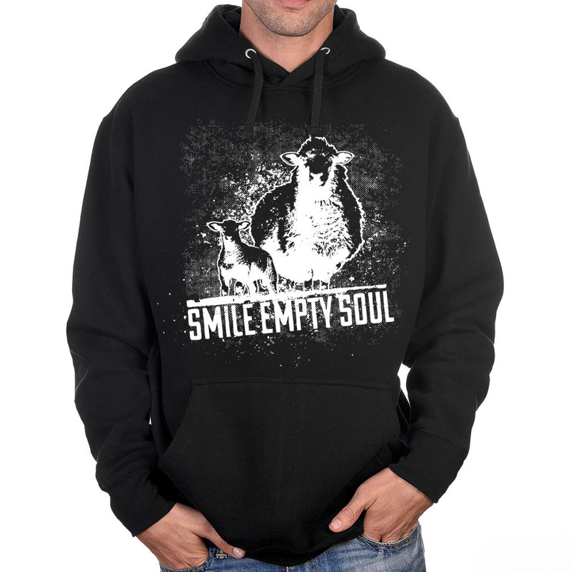 "Smile Empty Soul ""Sheep"" Pullover Hoodie"