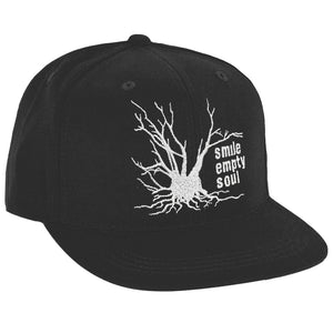 "Smile Empty Soul ""Tree Logo"" Snapback Hat"