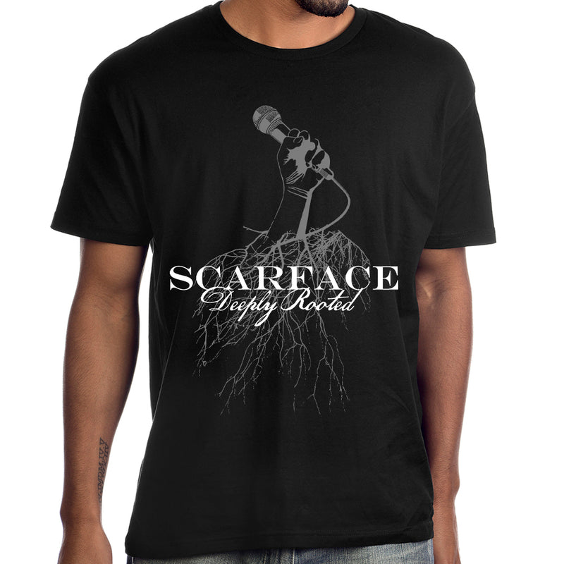 "Scarface ""Deeply Rooted"" T-Shirt"