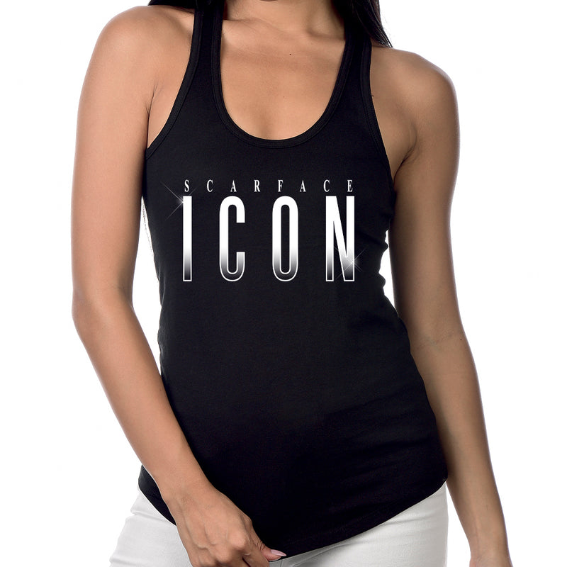 "Scarface ""Icon Logo"" Women's Tank Top"