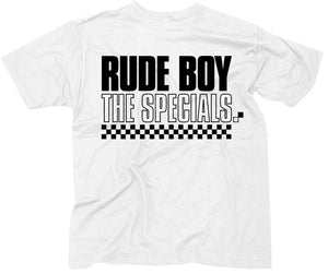 "The Specials ""Rude Boy"" T-Shirt"