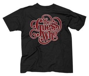 "The Guess Who ""Classic Logo"" T-Shirt"