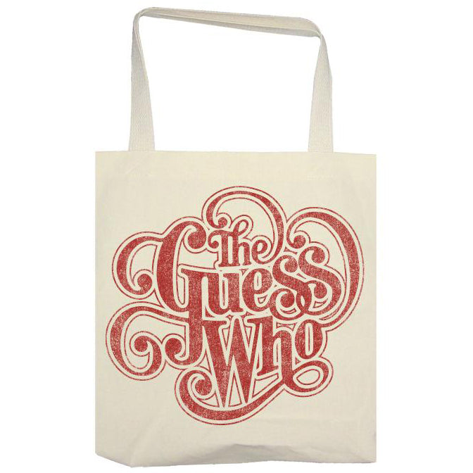 "The Guess Who ""Tote Bag"""
