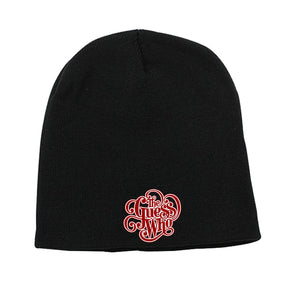 "The Guess Who ""Classic Logo"" Skull Cap Beanie"