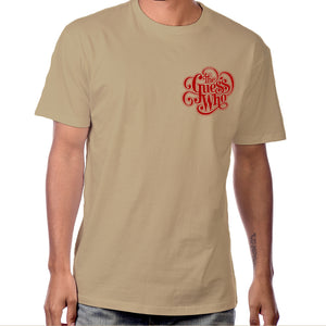"The Guess Who ""American Woman"" T-Shirt in Tan"