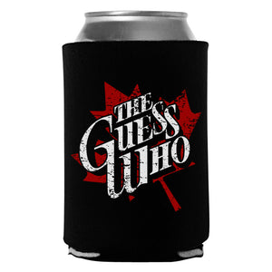 "The Guess Who ""Maple Logo"" Koozie"