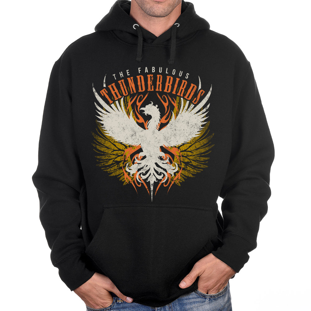 "The Fabulous Thunderbirds ""On the Verge"" Pullover Hoodie"