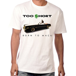 "Too $hort ""Born To Mack"" T-Shirt"