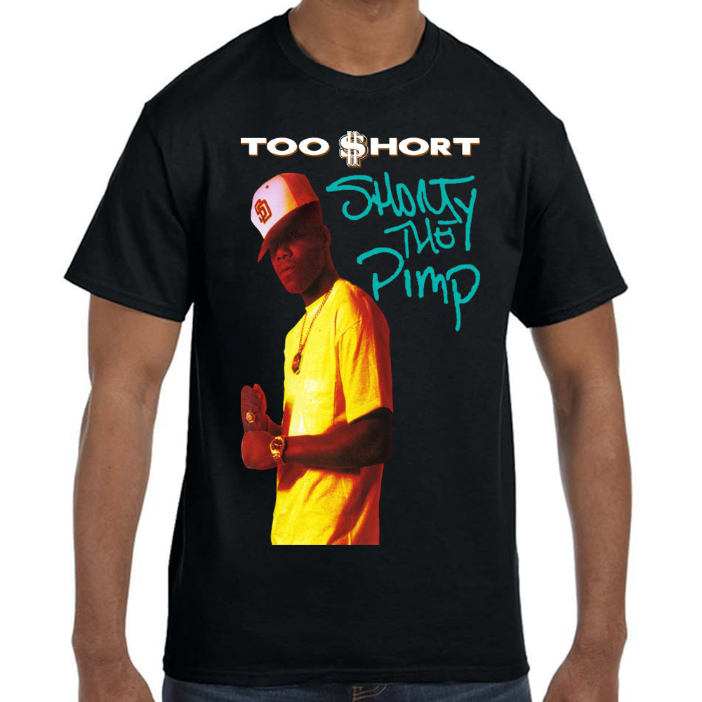 "Too $hort ""$horty The Pimp"" T-Shirt"