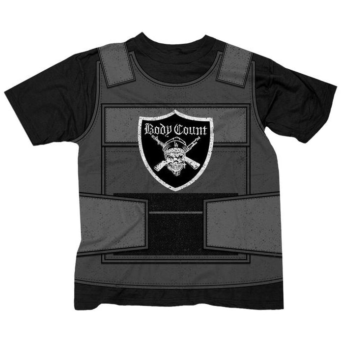 "Body Count LIMITED EDITION ""Bulletproof Vest"" T-Shirt"