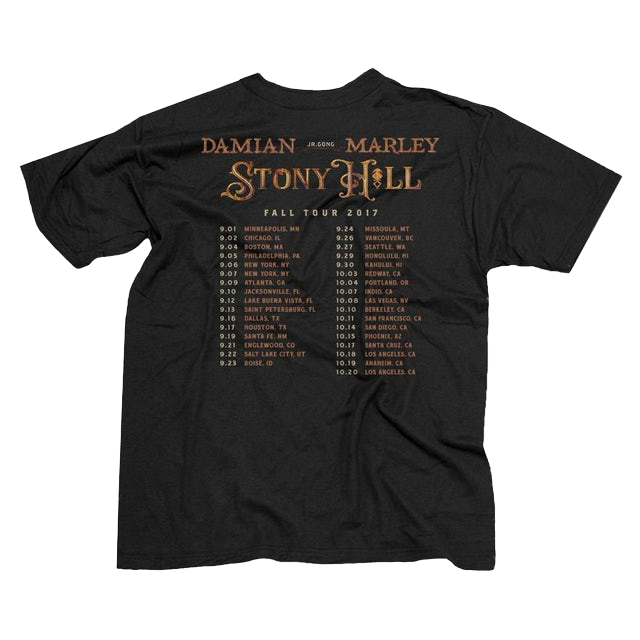 STONY HILL 2017 Tour Men's T