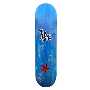 Body Count AUTOGRAPHED Limited Edition Skate Deck