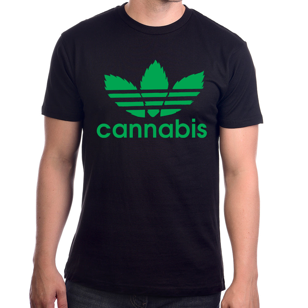 "Pure Virtue ""Cannabis"" T-Shirt"