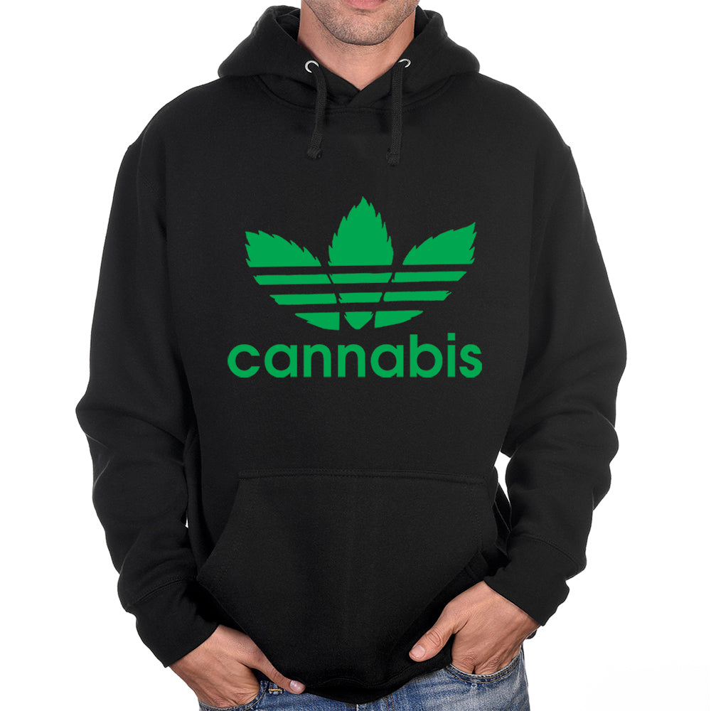 "Pure Virtue ""Cannabis"" Pullover Hoodie"