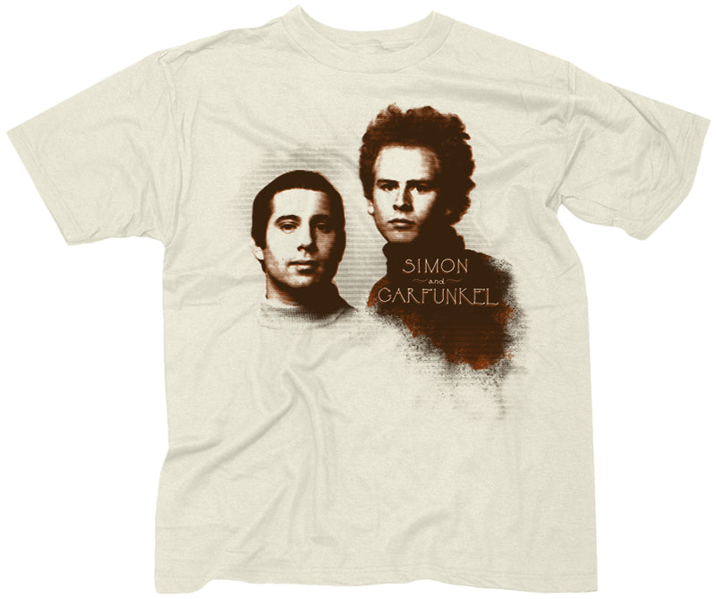 "Simon & Garfunkel ""Faces"" T-Shirt"