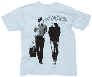 "Simon & Garfunkel ""Walking"" T-Shirt"