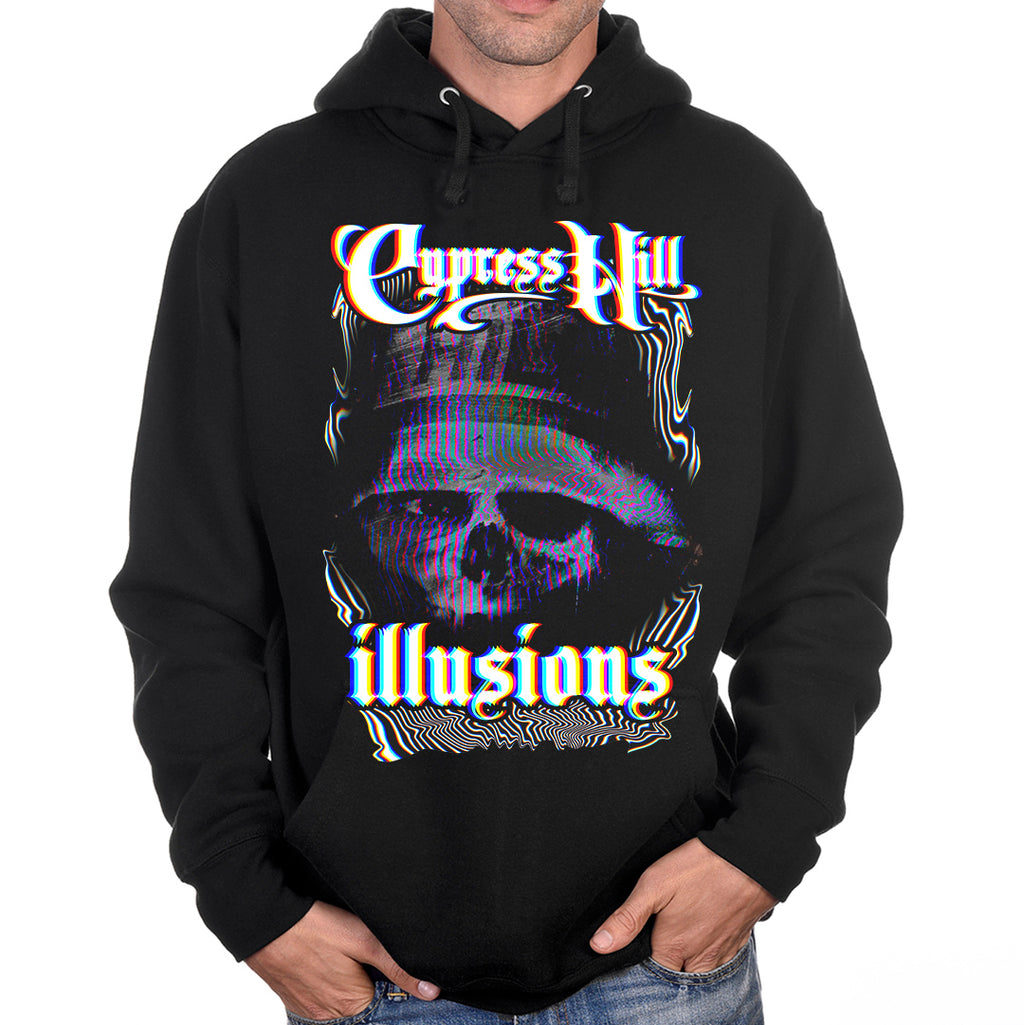 "Cypress Hill  ""Illusions"" Hoodie"