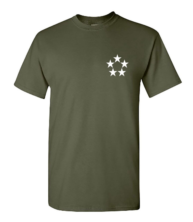 SCFMG EXCLUSIVE: Brand New Swaun Army Green T-Shirt