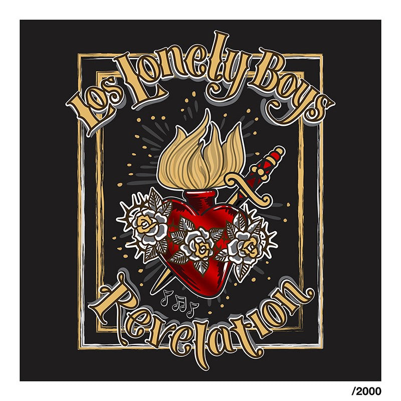 "Los Lonely Boys ""Revelation"" Poster"