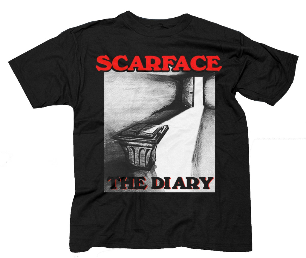"Scarface ""The Diary"" T-Shirt"